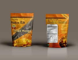 nº 6 pour Dry mango packing design par qfunk