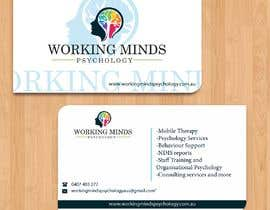 #544 untuk Create a new business logo and business card. oleh marianayepez