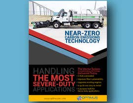 nº 123 pour Full Page Magazine Advertisement - Trucking/Engineering/Technology par touhidkhan1