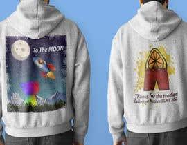 Nro 25 kilpailuun Create a T-shirt / Hoodie Design käyttäjältä samad4202