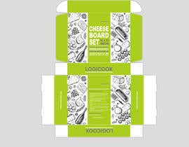 Nro 39 kilpailuun Create Box Packaging for Kitchen Product käyttäjältä circleartwork