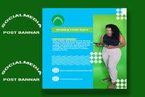 Graphic Design Kilpailutyö #80 kilpailuun Create social media banners and logos
