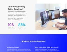 #48 for Landing Page Created by sumaiyad6