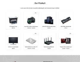 Nro 80 kilpailuun Redesign my website käyttäjältä shaountohid
