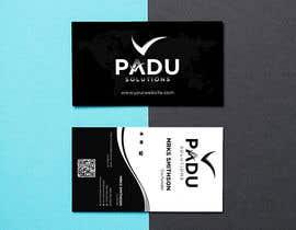 Nro 180 kilpailuun Business Card käyttäjältä Sadikul2001