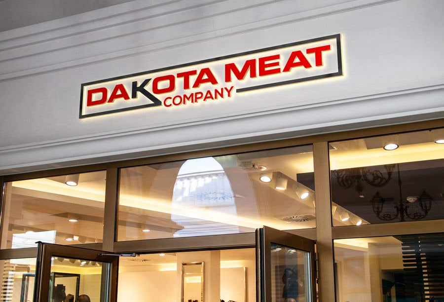 Penyertaan Peraduan #                                        54                                      untuk                                         Logo Design for Local Meat Company