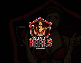 #421 for Logo Design for Server Babes (ServerBabes.com) af orrlov