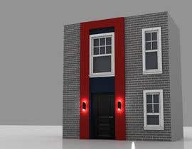 #17 for Front of house desigh by Creative3dArtist
