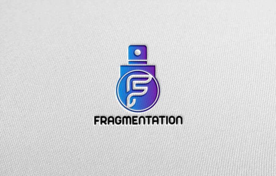 Bài tham dự cuộc thi #                                        200                                      cho                                         Logo for a fragrance/perfume related project -> Fragmentation