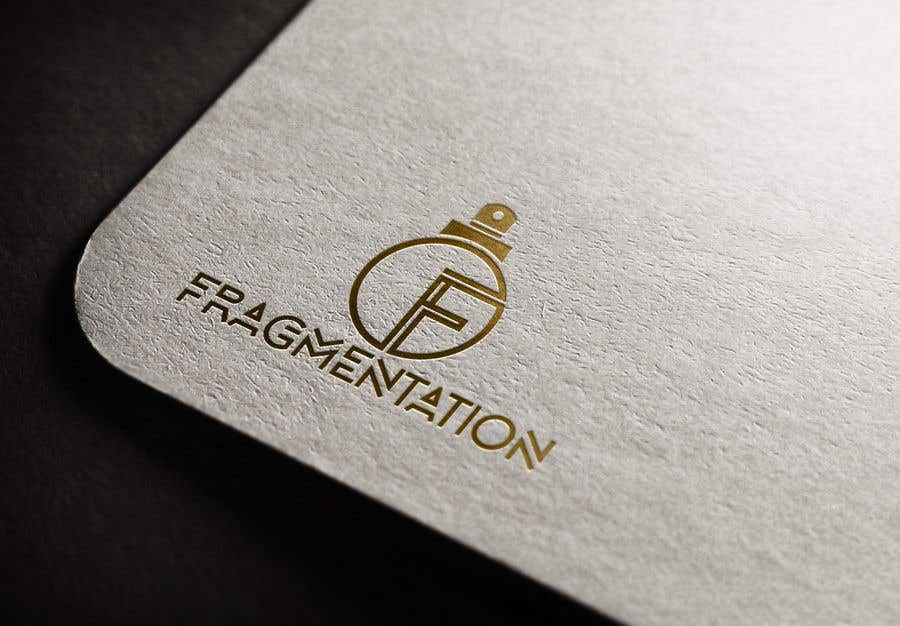 Bài tham dự cuộc thi #                                        158                                      cho                                         Logo for a fragrance/perfume related project -> Fragmentation