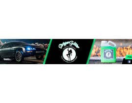 #29 for turn my logo into a YouTube banner by rvision275