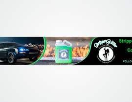 Nro 61 kilpailuun turn my logo into a YouTube banner käyttäjältä parvez2133