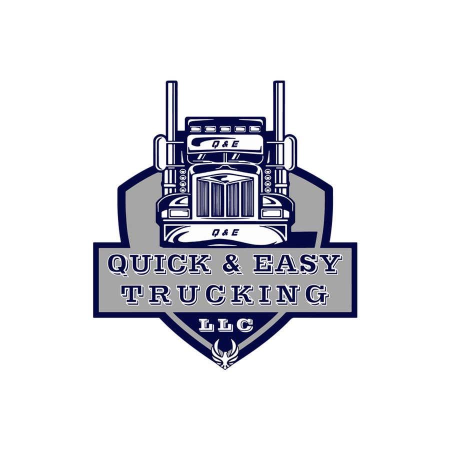 Kilpailutyö #                                        82                                      kilpailussa                                         QUICK & EASY TRUCKING LLC