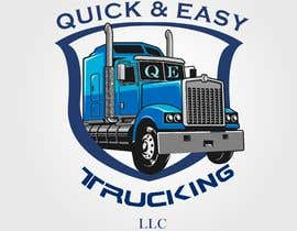 #81 для QUICK & EASY TRUCKING LLC от gauritesh