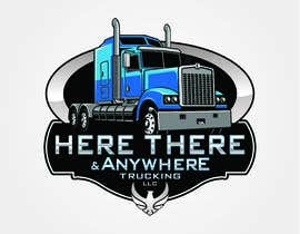#85 for HERE, THERE & ANYWHERE TRUCKING LLC by shadin406