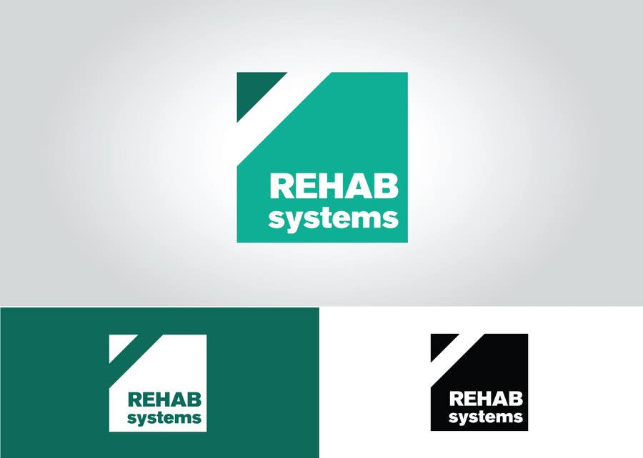 Penyertaan Peraduan #27 untuk Design a Logo for Rehab Systems