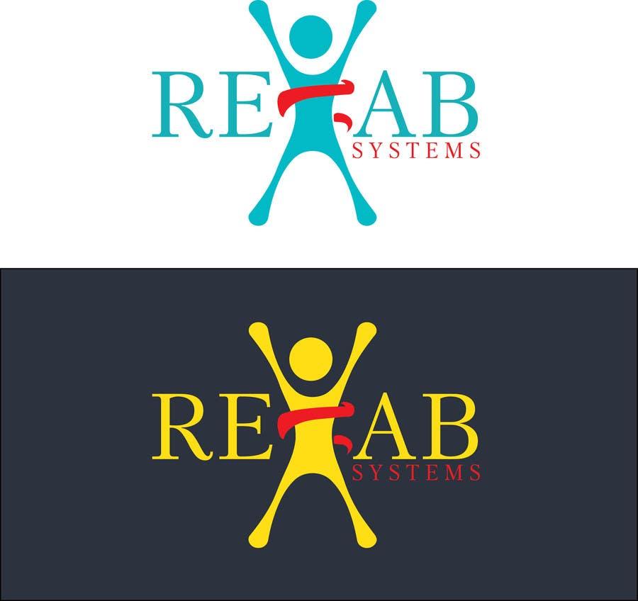 Penyertaan Peraduan #73 untuk Design a Logo for Rehab Systems