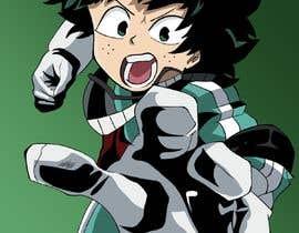 Nro 43 kilpailuun Anime avatars drawn based on photos - 24/01/2021 06:05 EST käyttäjältä ahmedsaad292
