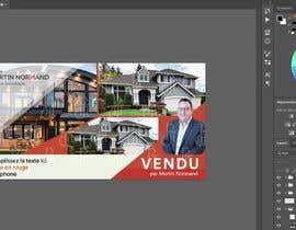 Nro 7 kilpailuun publicité facebook real state Vendu de la semaine käyttäjältä rebj