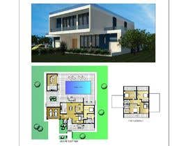 #45 for Garratt Residential House - Architectural Concept Plan af Nokuthula28