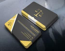 Nro 125 kilpailuun Business Card - Notary Public käyttäjältä srtarannum