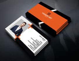 Nro 430 kilpailuun Business card design käyttäjältä Zahan03