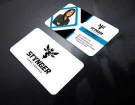 Nro 438 kilpailuun Business card design käyttäjältä lutfar0099
