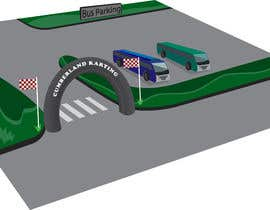 #24 para Cumberland Karting por sadiqueadilsl