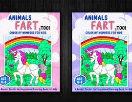 naveen14198600 tarafından Book Cover - Animal Farting Color By Number Book için no 58