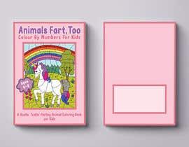 samihaislam28 tarafından Book Cover - Animal Farting Color By Number Book için no 86