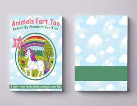samihaislam28 tarafından Book Cover - Animal Farting Color By Number Book için no 88