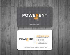 #70 para Business card design por Nure12