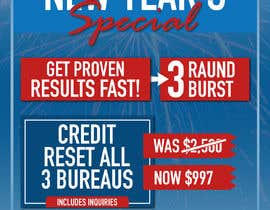 #20 for Credit Repair Flyer by hayatikarakaya