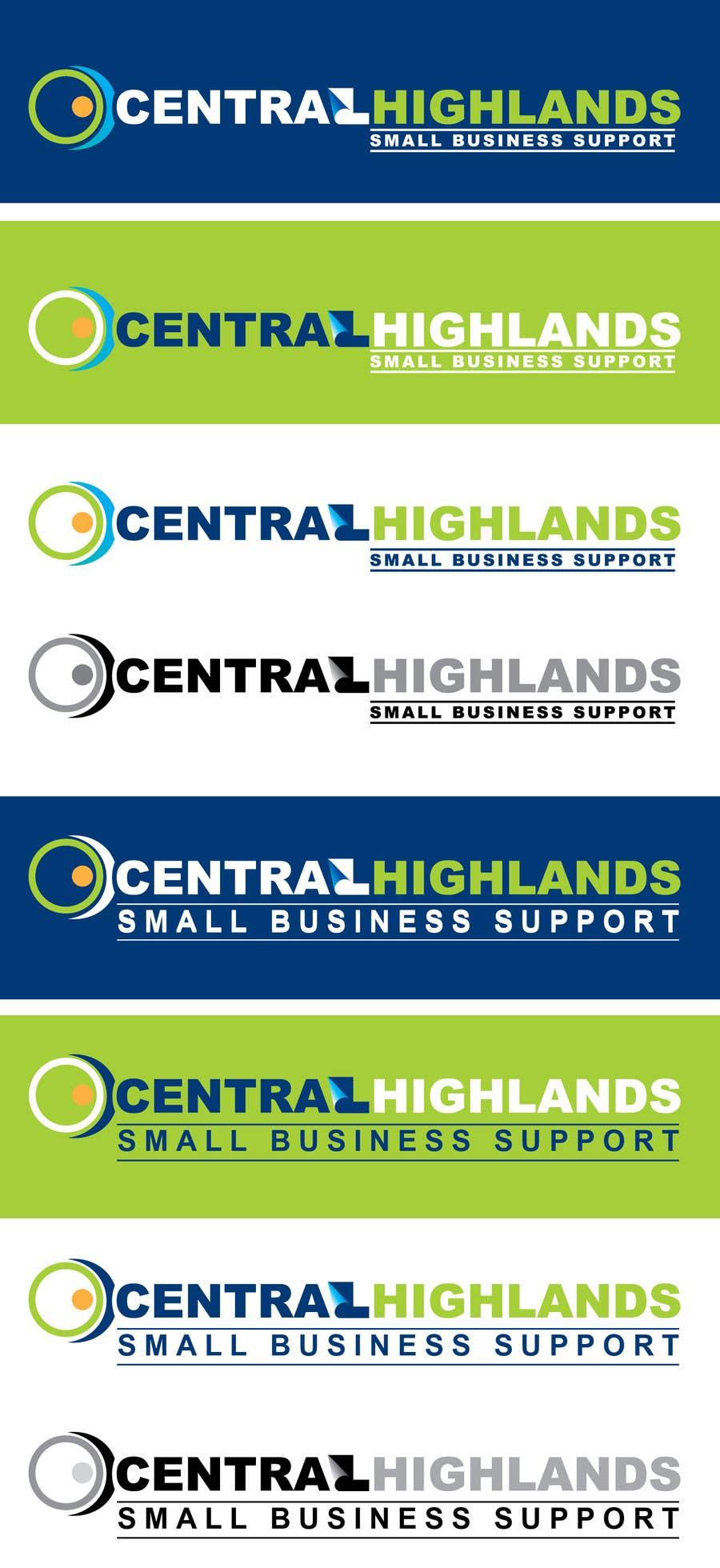 Penyertaan Peraduan #                                        51                                      untuk                                         Logo Design for Small Business Support