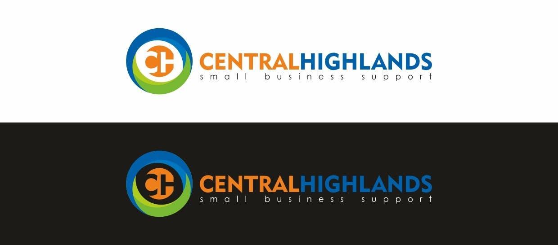 Penyertaan Peraduan #                                        49                                      untuk                                         Logo Design for Small Business Support