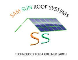 #17 para Design a Logo for SAMSUN ROOF SYSTEM por Fazy211995