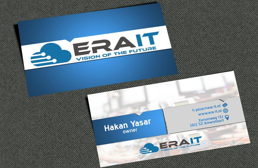 Penyertaan Peraduan #46 untuk Business Card