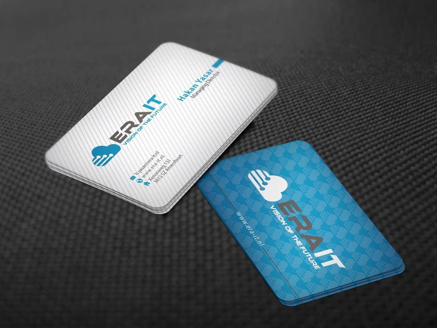 Contest Entry #71 for Business Card