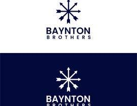 #5 for Design a Logo for BAYNTON BROTHERS by deductivedesign1