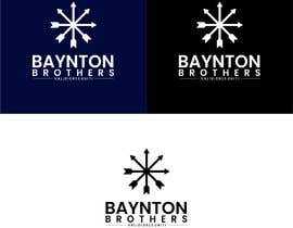 #9 for Design a Logo for BAYNTON BROTHERS by deductivedesign1