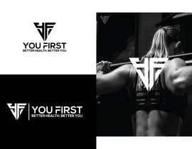 Nro 300 kilpailuun Logo for Health and fitness Brand käyttäjältä ronykumar668