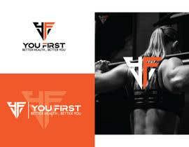 Nro 313 kilpailuun Logo for Health and fitness Brand käyttäjältä ronykumar668