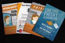 Design a Poster for a Information Security Awareness Topic için Graphic Design20 No.lu Yarışma Girdisi