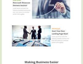 #9 for 3d Motion design for website landing page af mstsurminakter