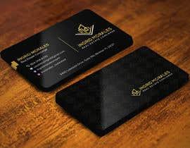 #82 for Ingrid Morales - Business Cards - 27/01/2021 06:04 EST af arjahansima192