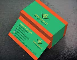 #99 for Ingrid Morales - Business Cards - 27/01/2021 06:04 EST af sojeeb37a