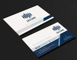 #940 for Cloud Secure Needs business card af tapurayhun6040