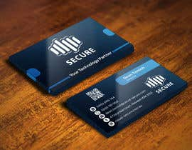 #500 for Cloud Secure Needs business card af Monir24BD