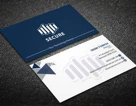 #275 for Cloud Secure Needs business card by techatiq378