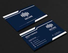 #796 for Cloud Secure Needs business card by durudchy